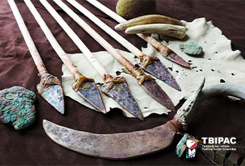 Ancient Native Americans First to Mine & Create Tools Out of Metal